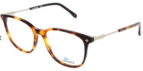 Eyeglasses Lacoste L 2804 214 Havana/Clear Lens