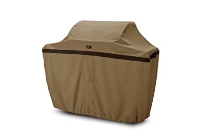 Classic Accessories Hickory Grill Cover- Rugged BBQ Cover with Advanced Weather Protection and from Classic Accessories