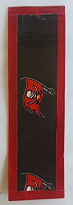 Tampa Bay Buccaneers NFL Duct Tape Book Mark