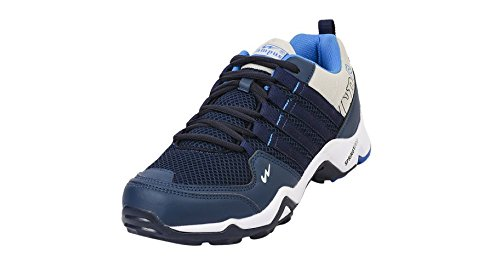 7844d59f8d2eb Campus TRIGGEER Blue and Sky Men Sports Shoes  Buy Online at Low ...
