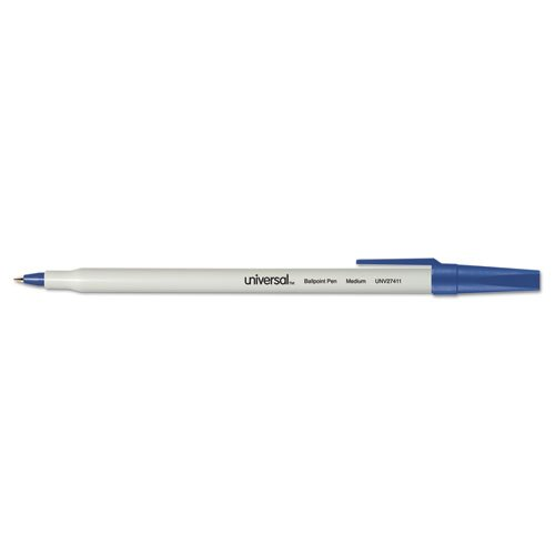 - UNV27411 - Economy Ballpoint Stick Oil-Based Pen