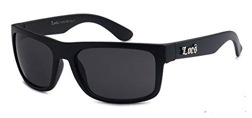 LOCS Classic Style Original Gangsta Shades Hardcore Sunglasses- Locs - Locs Style Original Gangsta Sunglasses