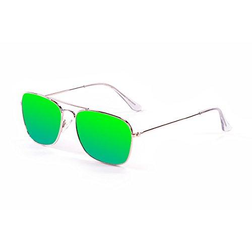 Ocean Sunglasses 18220.6 Lunette de Soleil Mixte Adulte, Vert