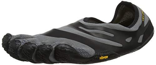 Vibram Men's El-x Cross Training Shoe,Grey/Black,42 EU/9-9.5 M US