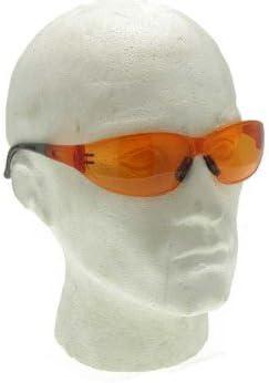 Stihl 0000 884 0324 - Gafas de seguridad de alto contraste, color naranja