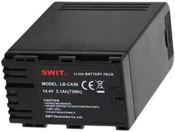 SWIT LB-CA50-KIT 2 Battery kit for Canon C200//C300 Mark II