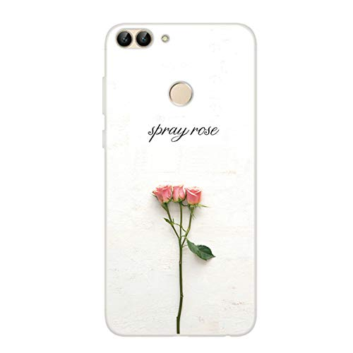 Case for Huawei Enjoy 7s FIG-LX2 FIG-LX3 TPU Soft Case Cover 39 ()