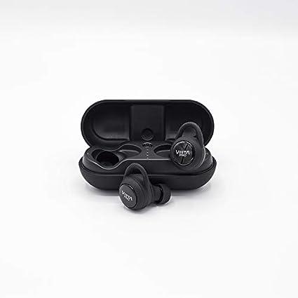 Vieta Pro Unseen - Auricular Bluetooth inalámbrico, Color Negro