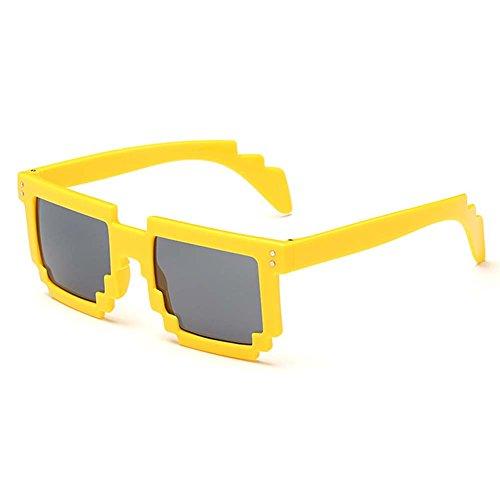 My.Monkey 2016 Fashion Personality Mosaic Style Party - Aviator Dvb Sunglasses Sunglasses Style