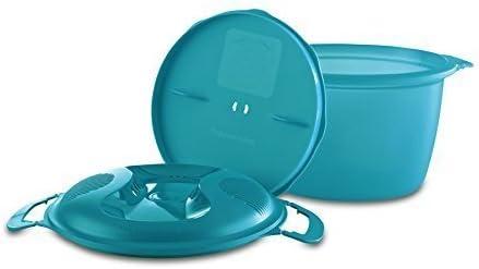 Tupperware Arrocera para Microondas, cocina a vapor: Amazon.es ...