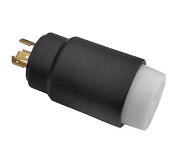 Conntek Generator RV Adapter and L5-20P 20-Amp Locking Plug