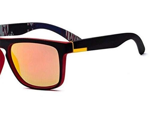 sol libre Ciclismo protectoras Gafas aire UV400 hombres de de conducir para Mujeres sol moda de Gafas Black al FlowerKui para 4wZxEqZ