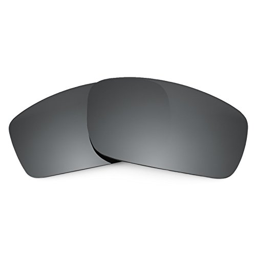 Revant Polarized Replacement Lenses for Oakley Square Wire New (2006) Black Chrome - Wire Frame Oakleys