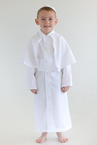 Child For Saint Costumes (Pope Costume, Pope John Paul II)