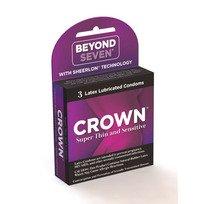 Okamoto Crown Condoms, 36 Condoms (Okamoto Crown Skinless Skin Condoms)