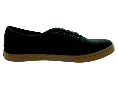 Vans U AUTHENTIC LO PRO VGYQ1W5 - Zapatillas de deporte de tela unisex, color negro, talla Fällt aus Normal Black / Gum