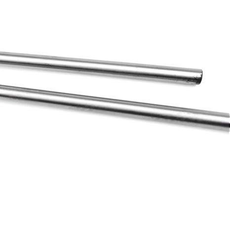 Ochoos - Eje lineal de acero galvanizado cromado (2 unidades ...