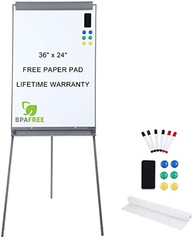 Magnetic Standing White Board Whiteboard product image