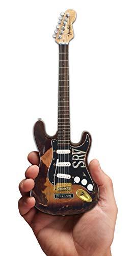 (Guitar STEVIE RAY VAUGHAN Licensed Fender Strat - SRV Number One Mini Guitar)