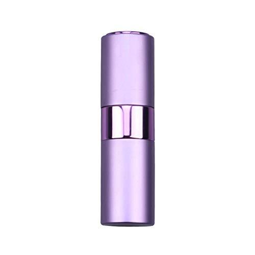 Amazon.com: Lannmart Botella de perfume giratoria de 15 ml ...