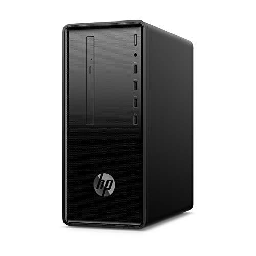 HP デスクトップパソコン HP Desktop 190 Windows10 Ryzen 5 8GB 2TB HDD WPS Office (型番:4YR51AA-AADC)