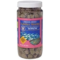 San Francisco Bay Brand Freeze Dried Tubifex 2 oz.