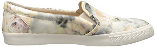 Betsey Johnson Kvinna Amira Slip-on Sneaker Blommig Multi