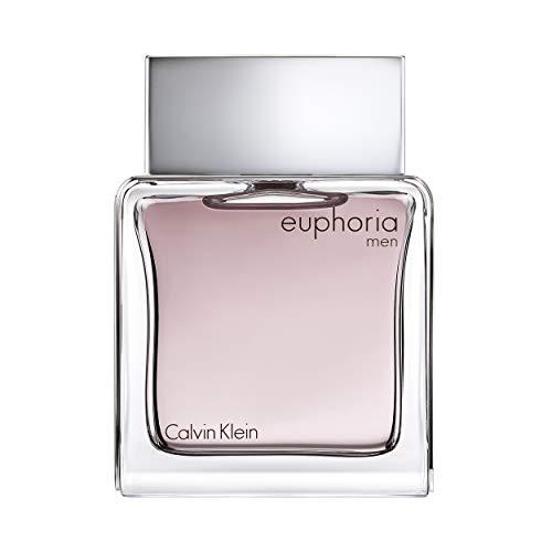 Calvin Klein euphoria for Men Eau de Toilette, 3.4 Fl Oz (Euphoria Perfume For Men)