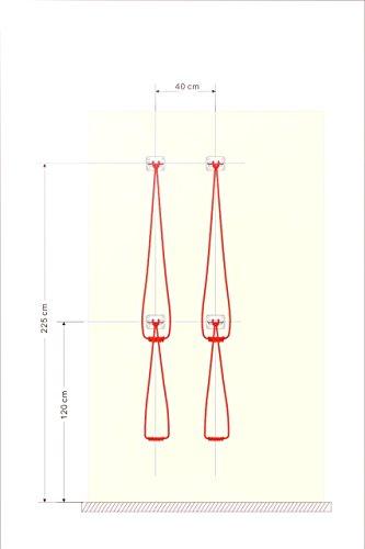 Yoga Sport Fitness Yoga Wall Ropes Equipment Tool Gym