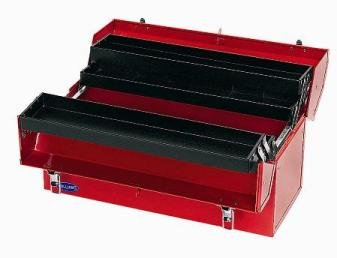Williams TB-6218A 21-Inch Four Tray Cantilever Toolbox