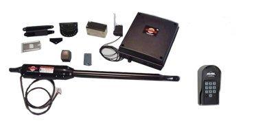 GTO PRO SW4000XLS Swing Gate Opener Kit with a Free GTO F310 (FM137) Digital Wireless Keypad