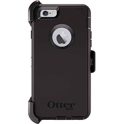 fender Series Holster Case for iPhone 6 and 6S - Black (Certified Refurbished) ()