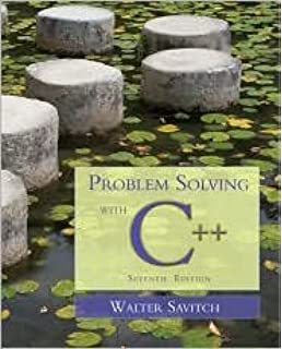 Amazon problem solving with c 8th edition 9780132162739 problem solving with c 7th seventh edition text only fandeluxe Gallery