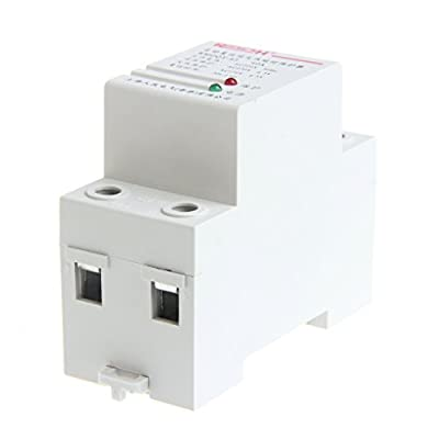 Bettal 40A 220V Automatic Recovery Reconnect Over Under Voltage Protection Relay