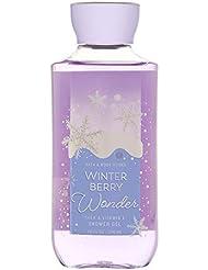 Bath & Body Works Winter Berry Wonder Shower Gel, 10 Ounce