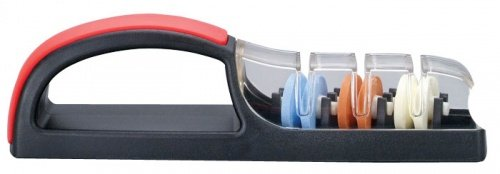 Minosharp 3 Sharpener Black/Red