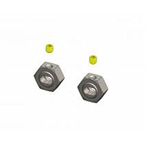 MIP 12mm Hex Adapter Keyed, X-Duty CVD (2):TRA by MIP
