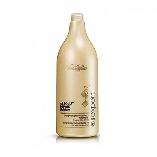 (L'Or?al Professionnel Serie Expert Absolut Repair Lipidium Shampoo 1500ml and Pump)
