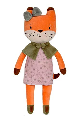 (My Petit Collection Sophie The Fox 16 Inch Soft Plush Doll, Stuffed Animal for Babies and Kids )