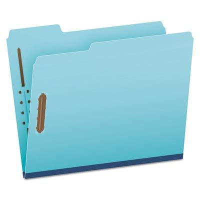 - Pendaflex FP213 Two-Fastener Pressboard Expanding Folder with 1/3 Cut Tab, Letter, Blue, 25/Box