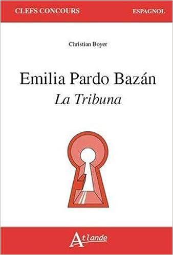 Emilia Pardo Bazán :
