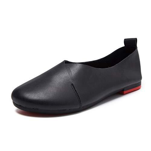 tamaño 42 Color Negro Negro ZHRUI EU Zapatos qnfXwUxOpt