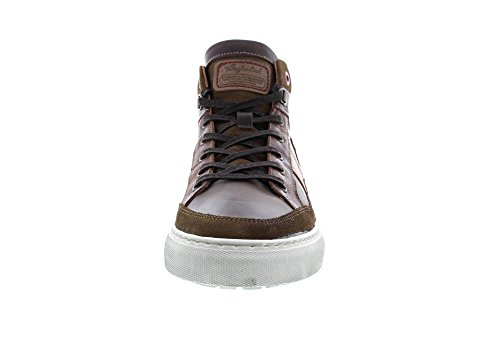 Australian Shoes - Harvard Leather - Dark Brown