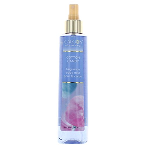 Calgon Fragrance Body Mist, 8 Ounce
