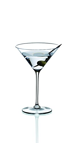 Riedel Vinum XL Martini Glasses, Set of 2 (Set Glass Blown)
