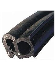 EUTRAS afdichtingsprofiel KSD2055 deurrubber kofferbakafdichting – klembereik 1,5 – 3,5 mm – zwart – 5 m
