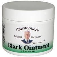 (2 pack of Dr. Christophers Formula Black Drawing Ointment 2 Oz)