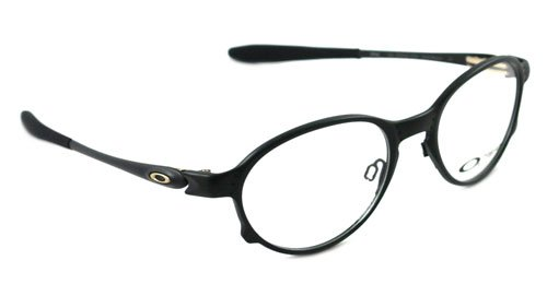 31b5aad55a Oakley Eyeglasses OX 5067-0251 BLACK OVERLORD 51mm at Amazon Women s  Clothing store  Prescription Eyewear Frames