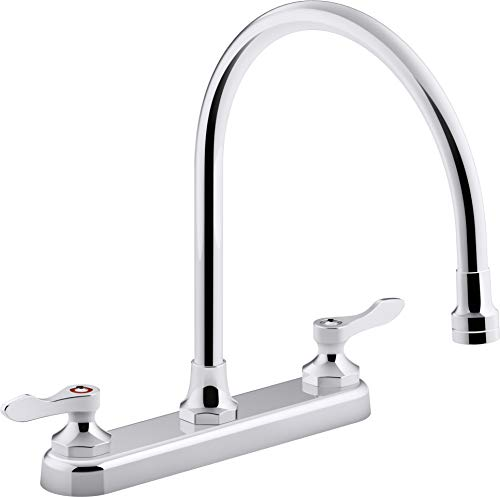 KOHLER 810T70-4AFA-CP TritonBowe Sink faucet, Polished Chrome
