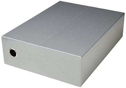 Exacompta 89937E Boite transfert papier 9 cm Gris